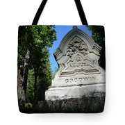 From The Grave No2 Tote Bag