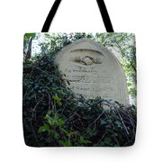 From The Grave No3 Tote Bag