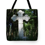 From The Grave No4 Tote Bag