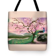 From The Heart Tote Bag