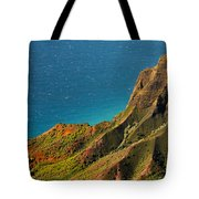 From The Hills Of Kauai Tote Bag