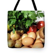 From The Market Tote Bag