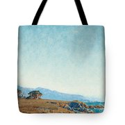 From The  Mile Drive Tote Bag