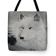 From The Mist Of The Moon Tote Bag