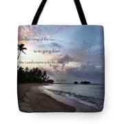 From The Rising... Tote Bag