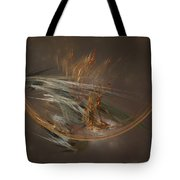 From The Shire To Mordor Tote Bag