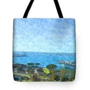 From The Shore Tote Bag