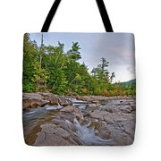 From The Top Of The Falls Tote Bag