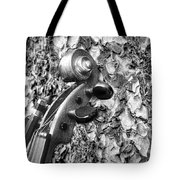 From Tree To Music Tote Bag