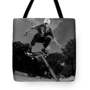 Front Board Jam Tote Bag