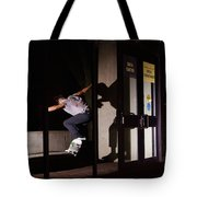 Front Crook Reflection Tote Bag