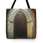 Front Door Christ Church Cathedral 4 Tote Bag