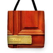 Front Door French Quarter Tote Bag