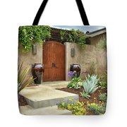 Front Entrance 2  Tote Bag