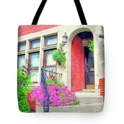 Front Entrance Tote Bag
