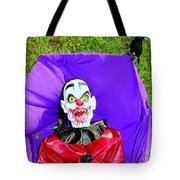 Front Lawn Funeral Tote Bag