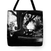 Front Porch Tote Bag by Michael Ringwalt