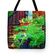 Front Stoop Tote Bag