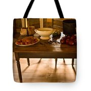Frontier Meal Tote Bag