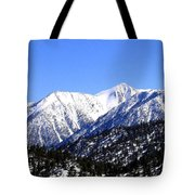 Frontier Splendor Tote Bag