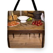 Frontier Table Tote Bag