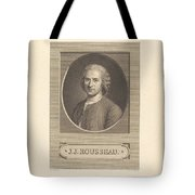 Frontispiece: J.j. Rousseau Tote Bag