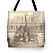 Frontispiece Tote Bag