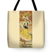 Frossards Cavour Cigars Vintage French Advertising Tote Bag