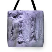 Frost Art Tote Bag