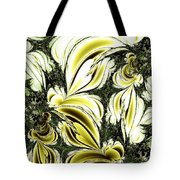 Frost Damage Tote Bag
