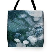 Frosted Bubbles Tote Bag