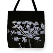 Frosted Hogweed Tote Bag