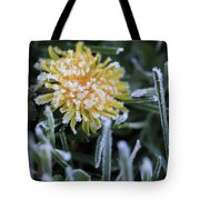 Frosted Not Glazed Tote Bag
