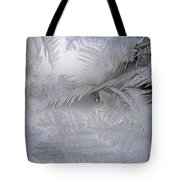 Frosted Pane Tote Bag
