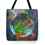 Frosted Still Tote Bag