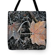 Frosted Tips Tote Bag