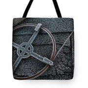 Frosted Tool Tote Bag