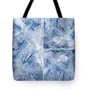 Frostwork ...2584 Tote Bag