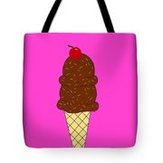 Frosty Treat Tote Bag
