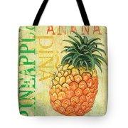 Froyo Pineapple Tote Bag by Debbie DeWitt