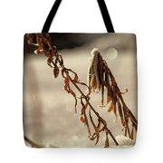Frozen And Fragile - No. 1 Tote Bag
