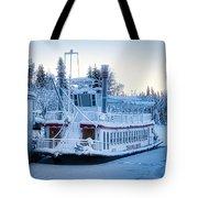 Frozen Attraction Tote Bag