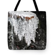 Frozen Branch Tote Bag