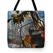 Frozen Breath  Tote Bag