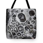Frozen Bubbles Tote Bag