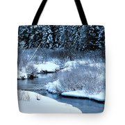 Frozen In Time Tote Bag