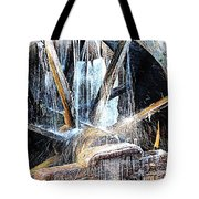 Frozen - John P. Cable Grist Mill Tote Bag
