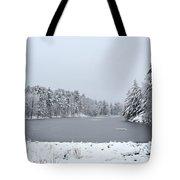 Frozen Lake 1 Tote Bag