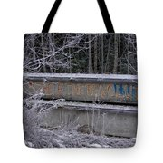 Frozen Revolution Tote Bag