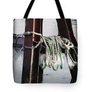 Frozen Ropes Tote Bag